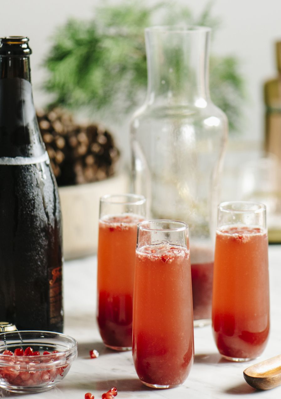 Mega angesagt: 5 Sekt-Cocktails für die perfekte Silvester