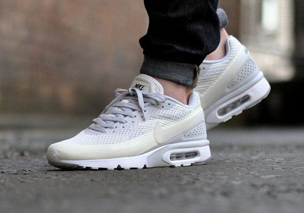 check out 528a9 1b99b Nike Air Max BW Ultra Knit Jacquard PRM Sail Pure Platinum