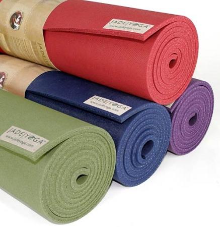 Jade Harmony Environmentally Friendly Yoga Mat - Fusion ...