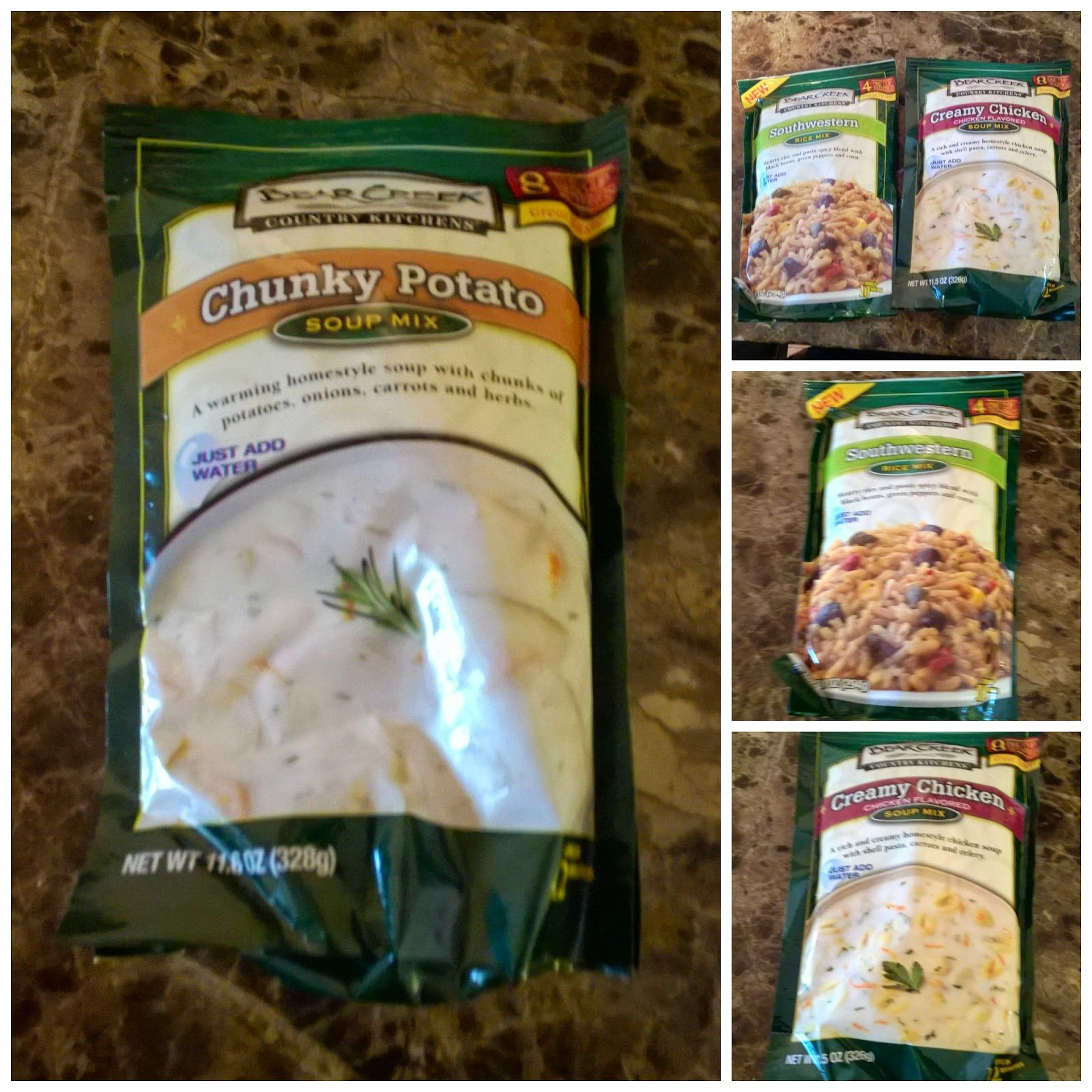 Bear creek soups the perfect meal that taste better than