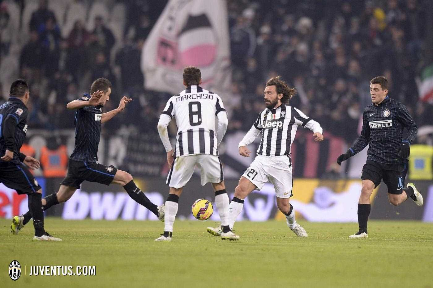 Serie A TIM Juventus 1-1 Inter - Juventus.com