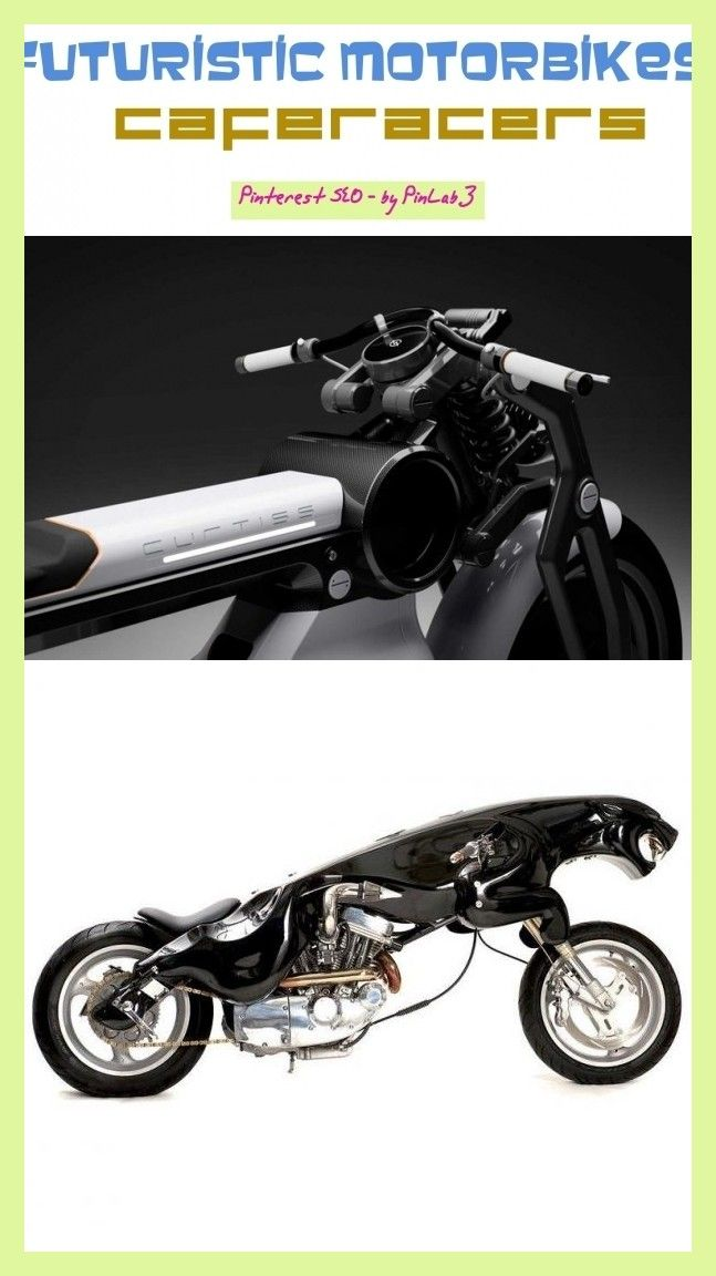 Futuristic motorbikes #futuristic #motorbikes #futuristische #motorräder #motos…