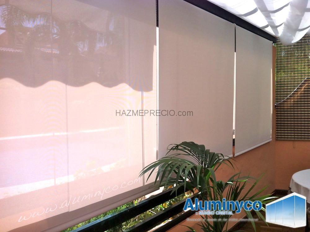 Acristalamiento de terrazas, cierres de cristal para terrazas