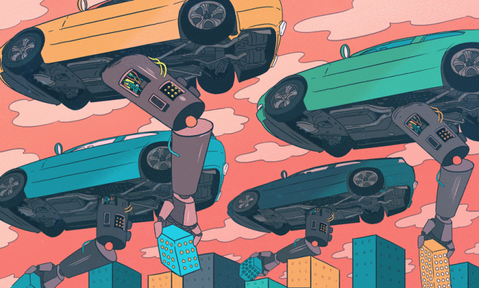 Automakers accelerate their interest in startups