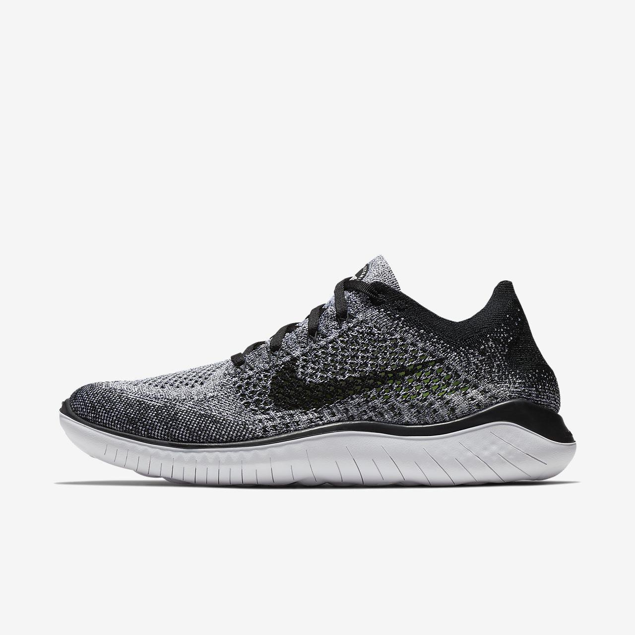 Free RN Flyknit 2018 Men's Running Shoe