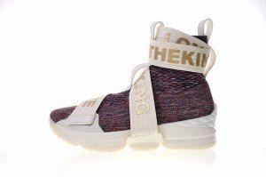 02e914e30db3 Mens Nike Lebron 15 XV Lif Kith Concrete Fieg Size AO1068-100 Basketball  Shoes