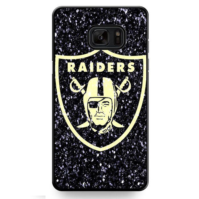 Logo NFL Oakland Raiders TATUM-6614 Samsung Phonecase Cover For Samsung Galaxy Note 7