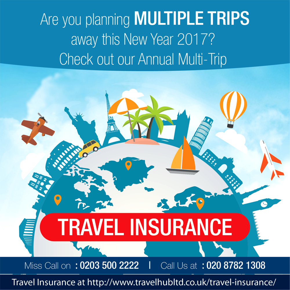 Cheap Single Trip Travel Insurance & Holiday Insurance