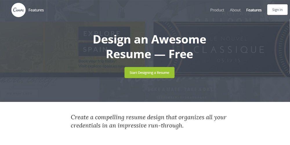 Pin by sajanmangattu on Online Resume Builders Pinterest Online