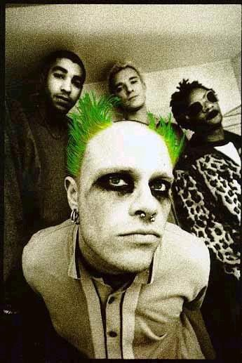 The Prodigy were multiple Íslandsvinir in the 90's and early