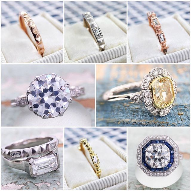 Brand New rings just added to the loveaffairdiamonds collection