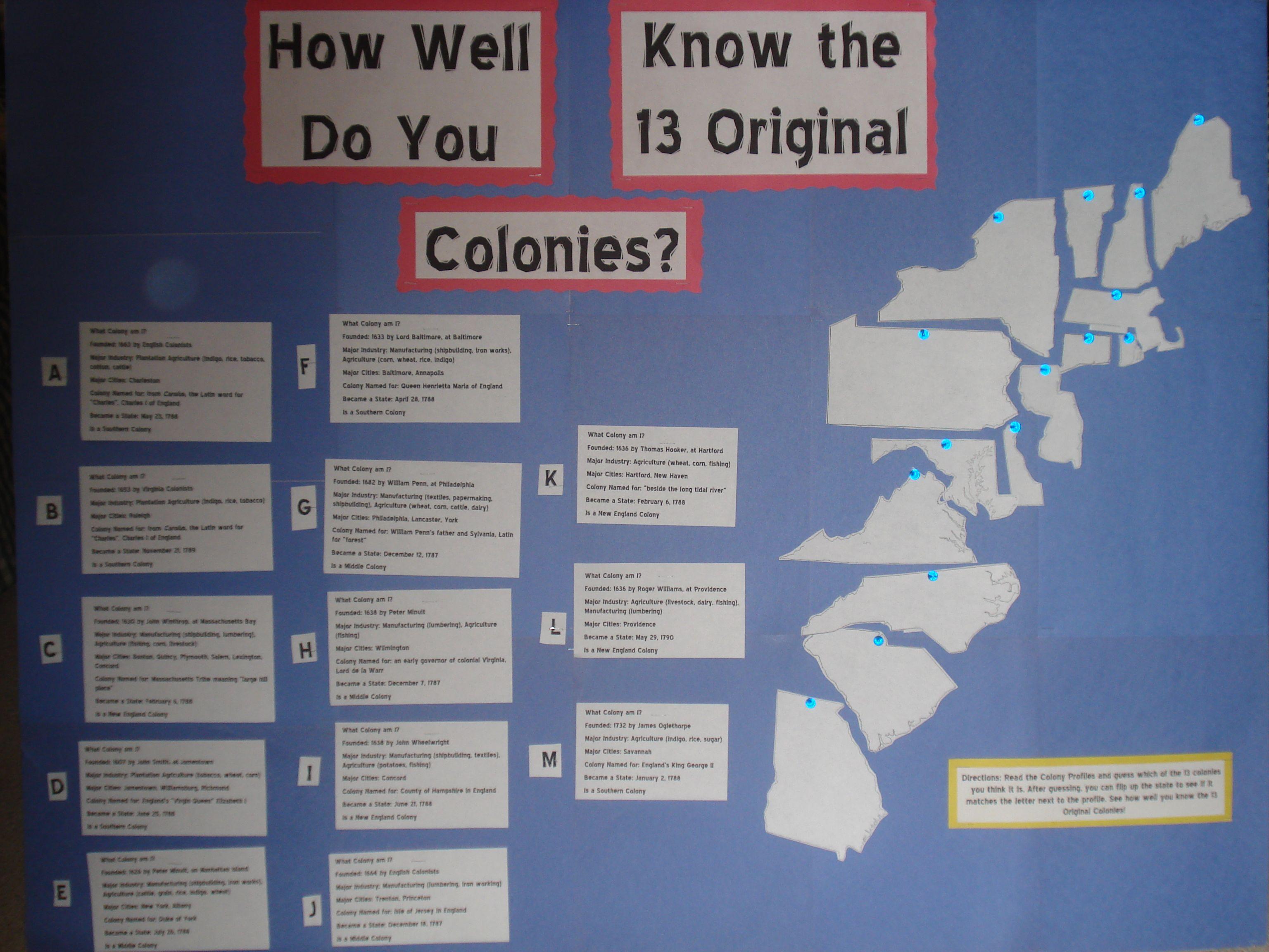 Social Studies Bulletin Board Idea Teaching Ideas