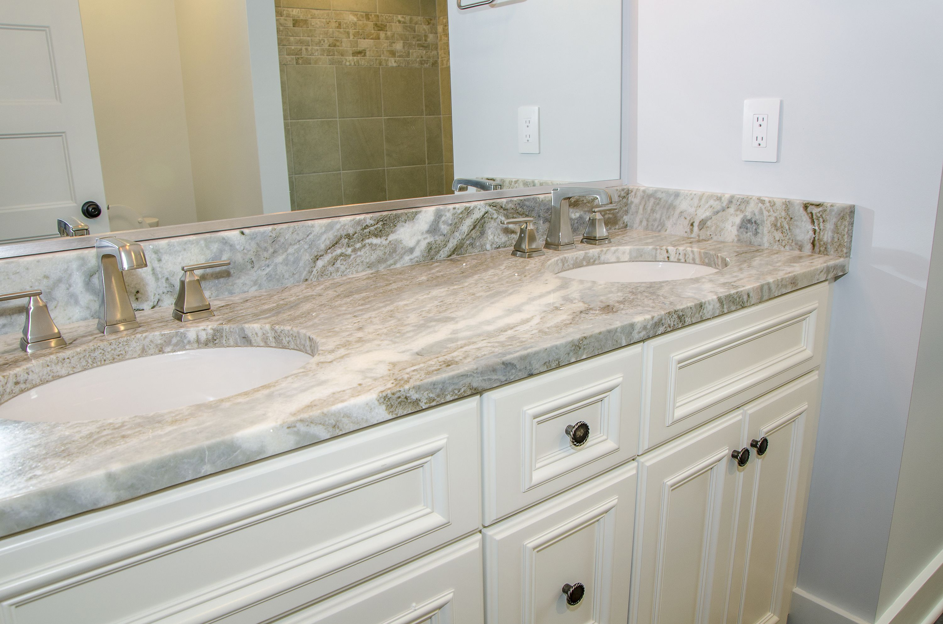 va installation countertop bathroom and arlington countertops kitchen prefab granite black