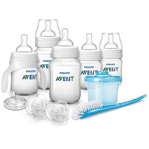 Philips Avent Bpa Free Classic And Newborn Starter Set Avent Babies R Us With Images Avent Baby Bottles Avent Baby Products