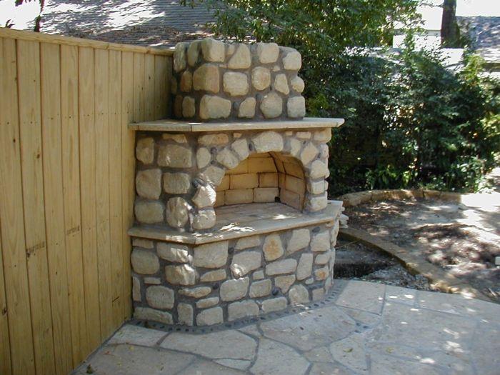 ▷ Feuerstelle bauen - eine Idee für genussvolle Gartenstunden ...