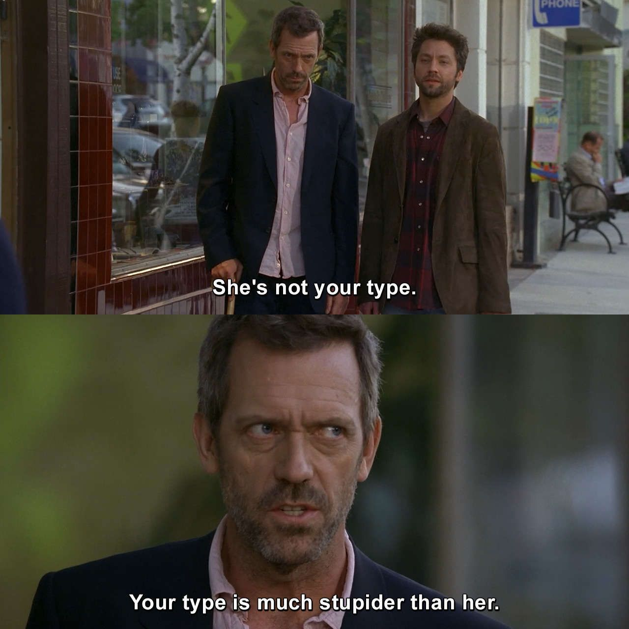 16 Sarcastic And Hilarious Dr Gregory House Quotes House Md Quotes House Md Dr House Quotes