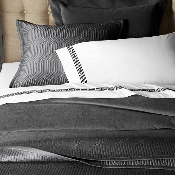 Bed Linen. Astonishing Italian Bed Sheets: Italian Bed Sheets Luxury Linens  For Less Italian Greek Key Embroidered Bedding ~ Salessuccessmagazine.com