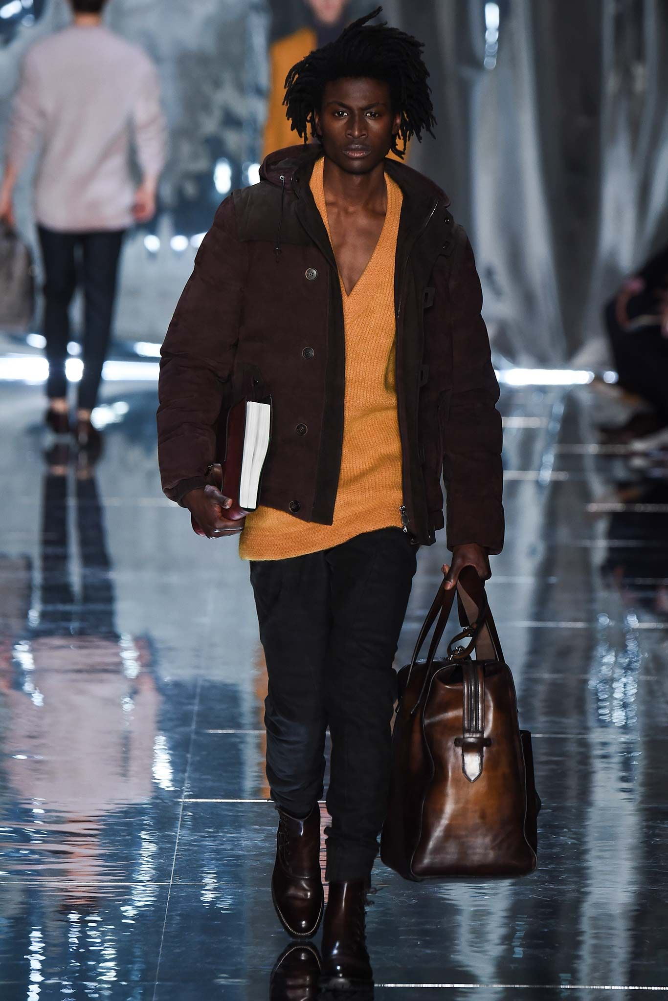 Berluti Fall 2015 Menswear - Collection - Gallery - Style.com