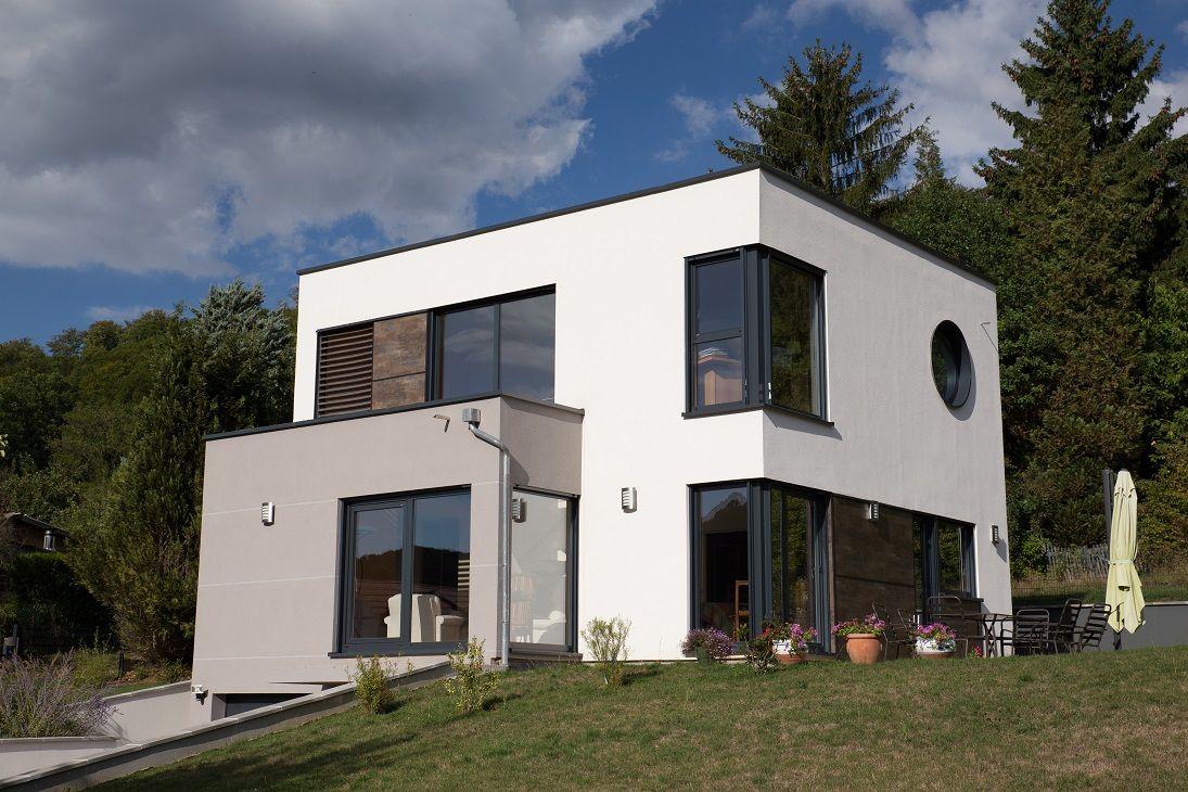 European Architecture Maison Bois Maison Maison Carre