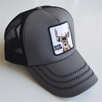 757ffc150 Erkek fileli geyik logolu gri spor cap şapka modellerini en ucuz ...