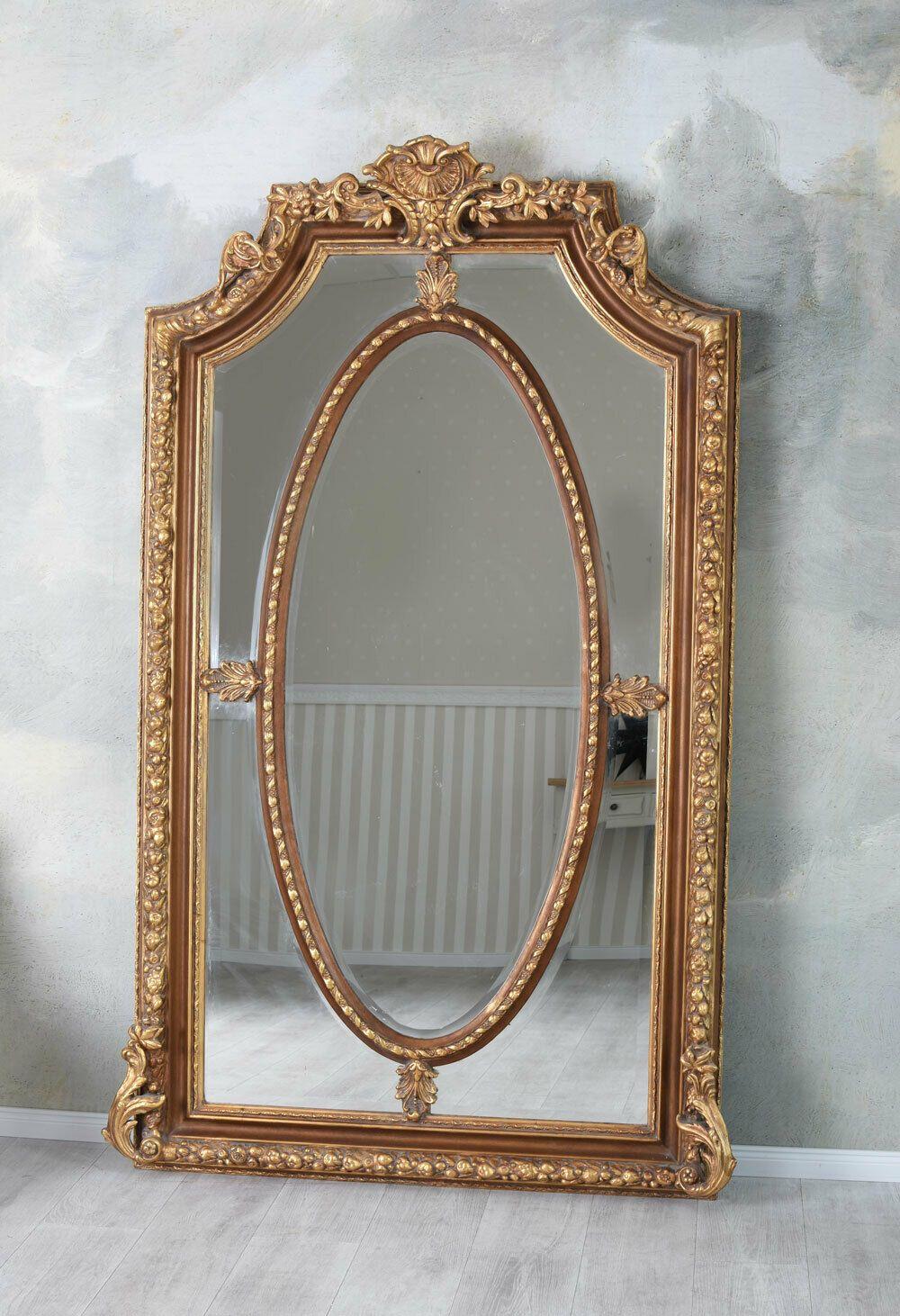 Mobel Im Vintage Stil Wohnaccessoires Im Shabby Chic Wohnwelten Barock Spiegel Xxl Spiegel Standspiegel