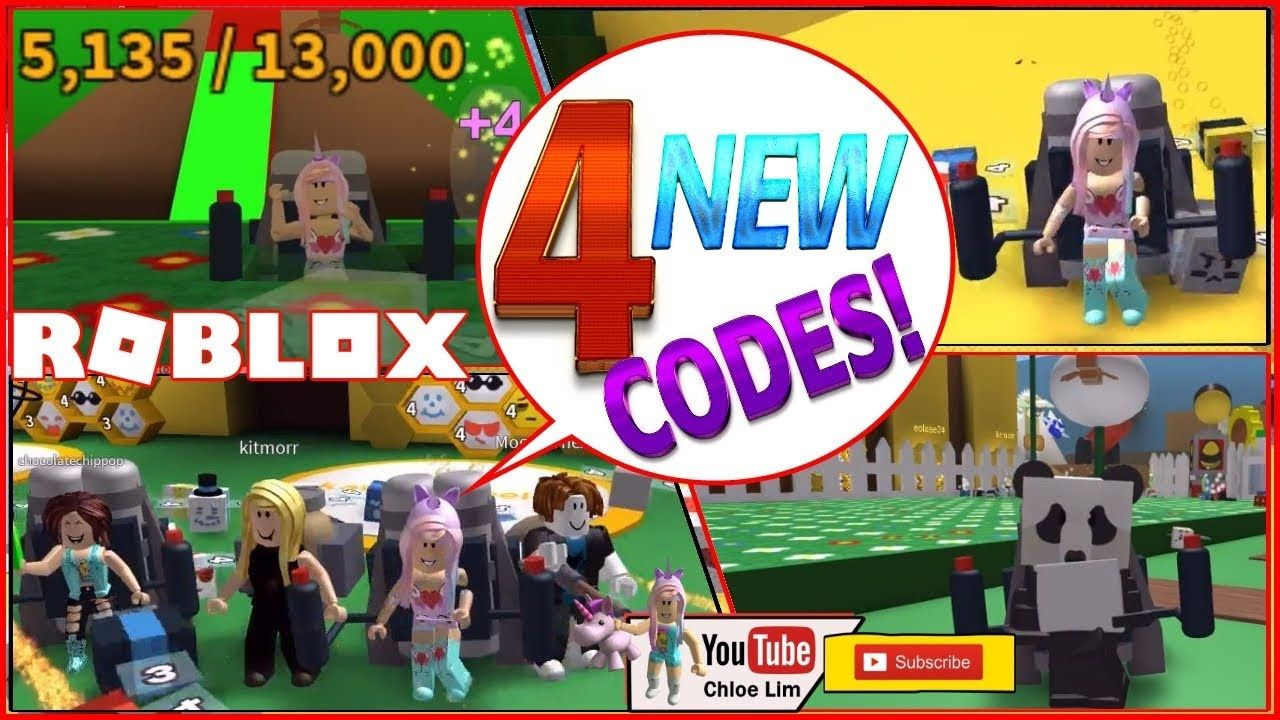 Roblox ⭐ Bee Swarm Simulator ⭐! 4 New Codes! Fighting the