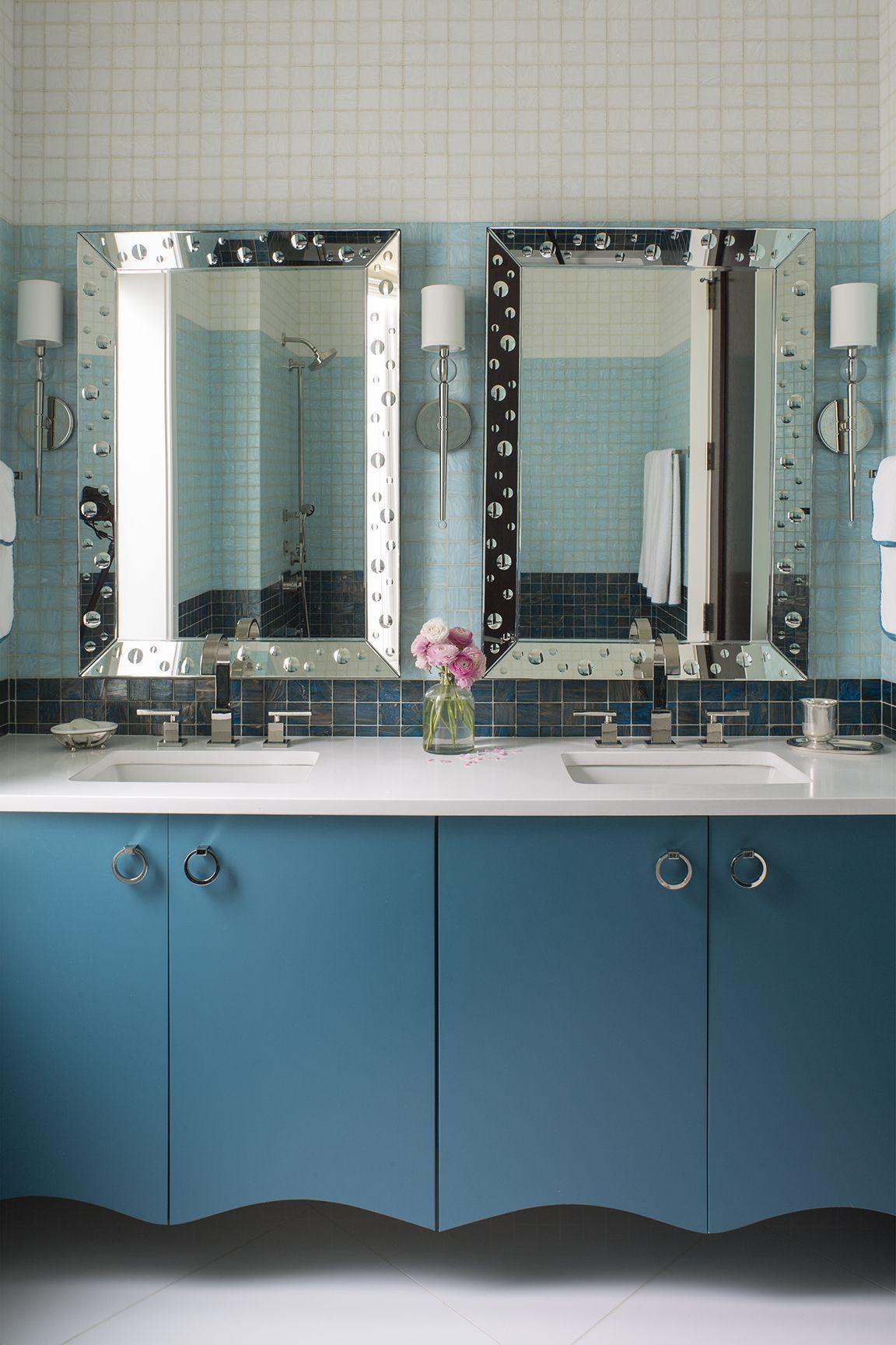 Contemporary Interior Design Ideas Blue Bathroom Bathroom Tile Designs Unique Bathroom Tiles