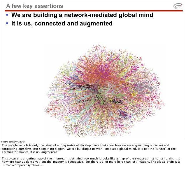 Birth of the Global Mind