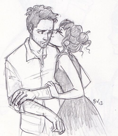 Love whoever (whomever??) is making these! Nick/Jess