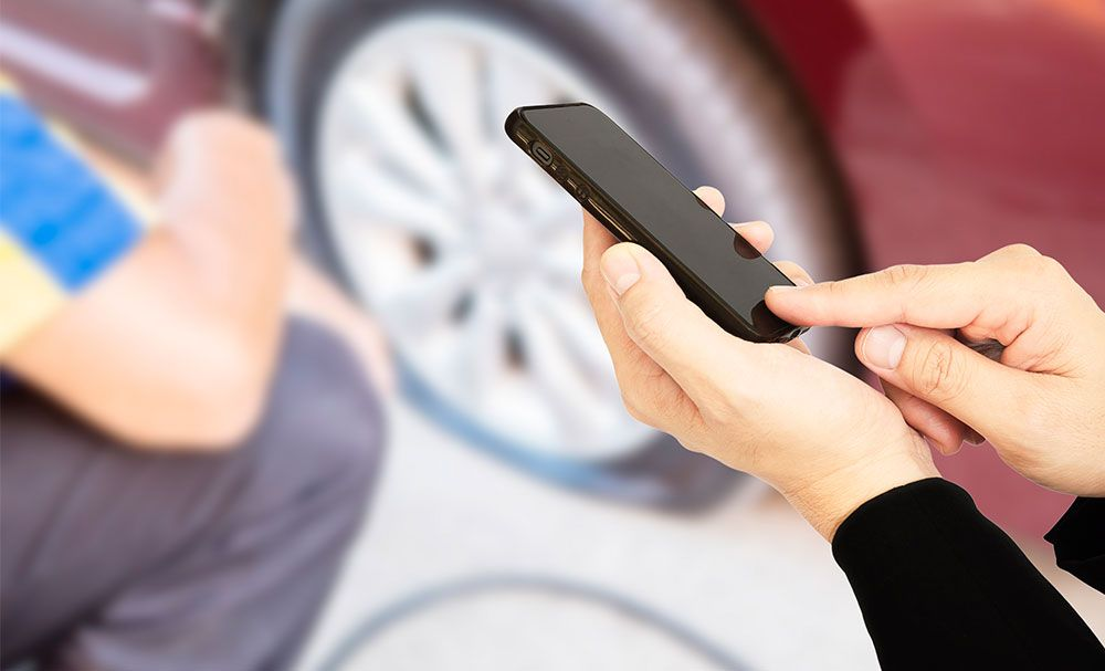 Revamping Auto Insurance Business With Smartphone App Used