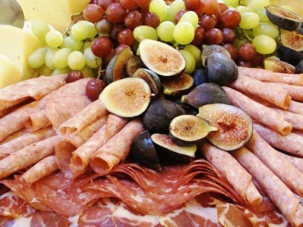 mortadella • hot coppa • toscano • finocchiona • salami cotto • prosciutto di parma