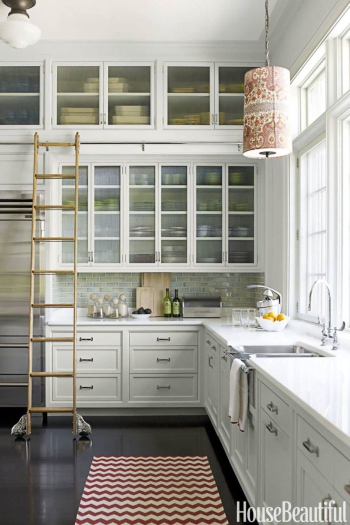 ▷ 1001+ ideas para organizar las cocinas pequeñas Cocina pequeña - cocinas en l