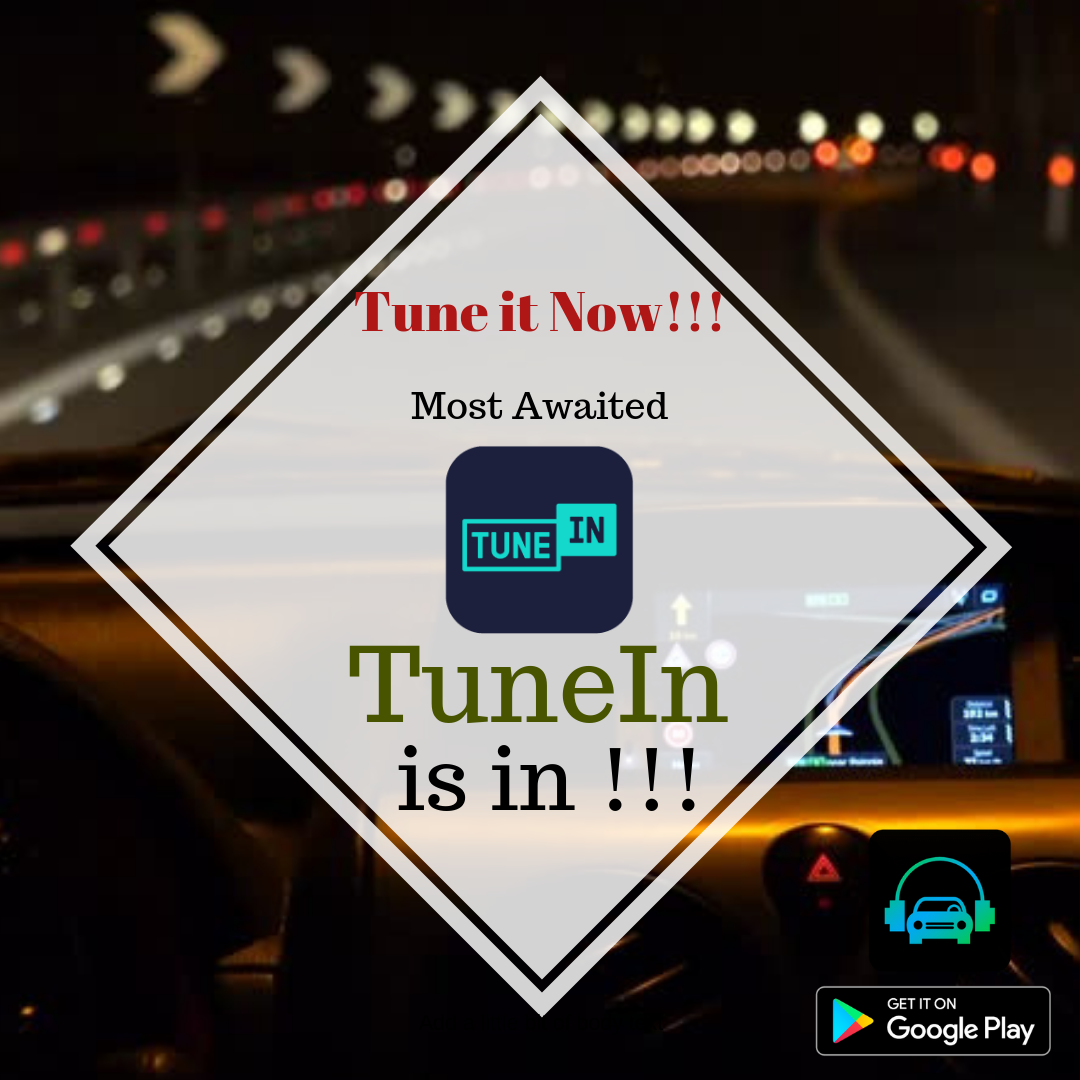 TuneIn is one of the most requested apps to be inserted to