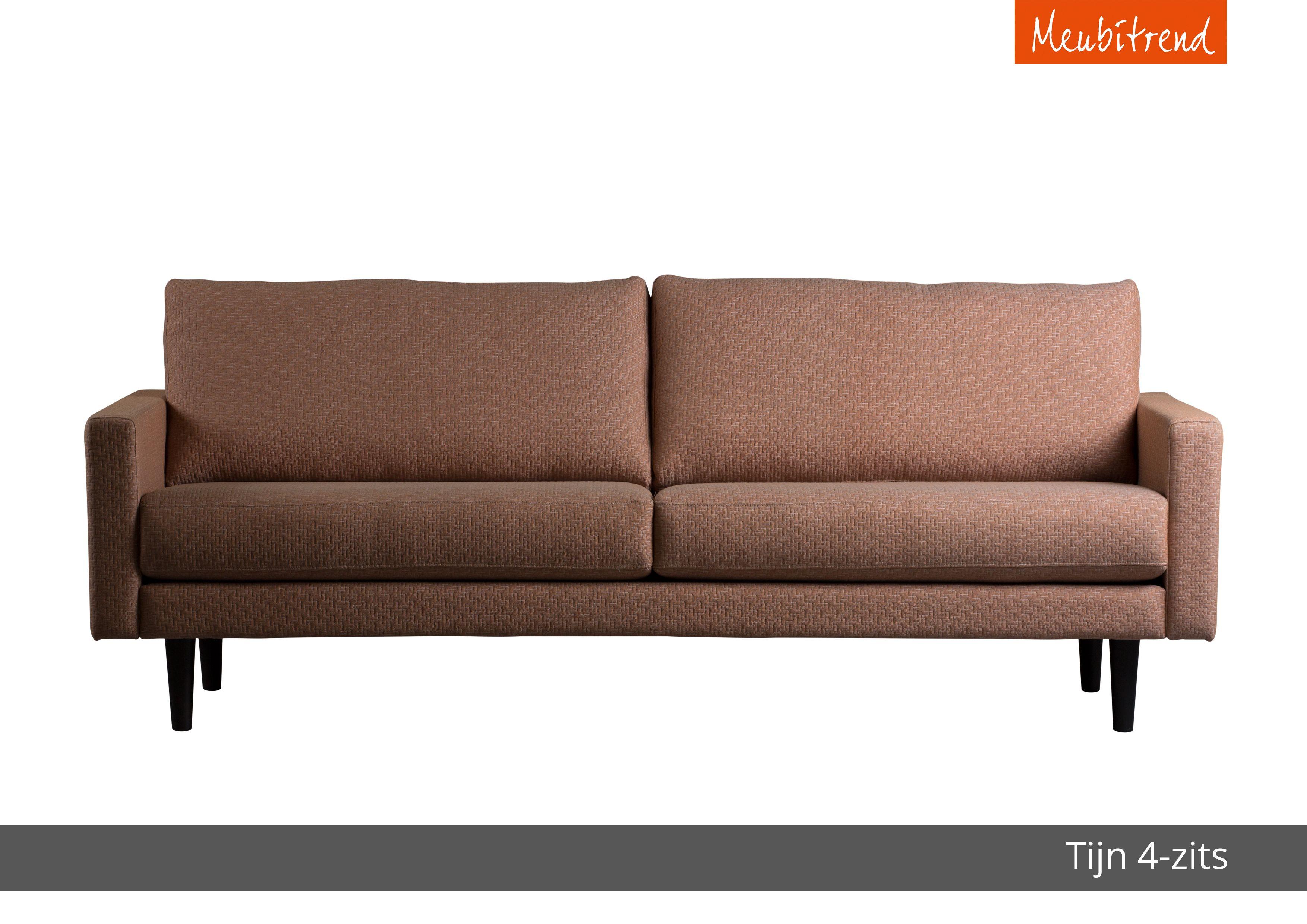 Tijn, bank, industrieel, bruin, sofa, modern, knopen, Scandinavisch ...