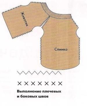 Как связать свитер для йоркширского терьера