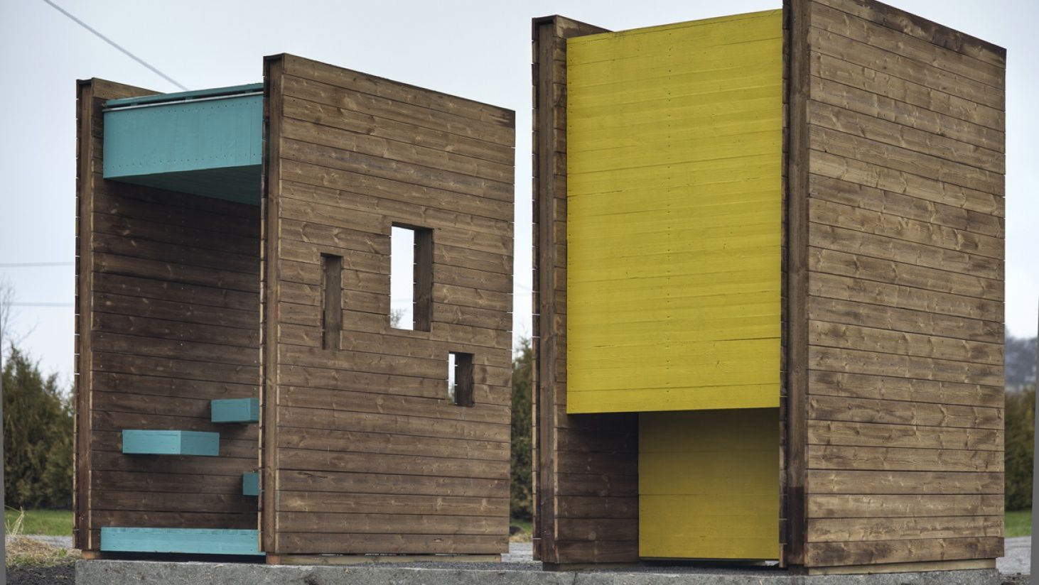 Kebonized Wood Cladding For Exterior Structures | Exterior Wood ...