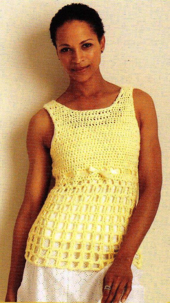 08d1b2815e3 Plus Size Crochet Tunic Pattern crochet lace by SassyloveCrochet