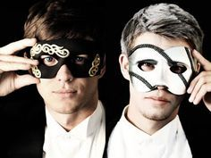 Modern Masquerade