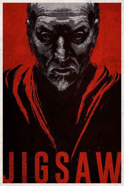 Poster On Twitter Jigsaw Pelicula Poster De Peliculas Personajes De Terror