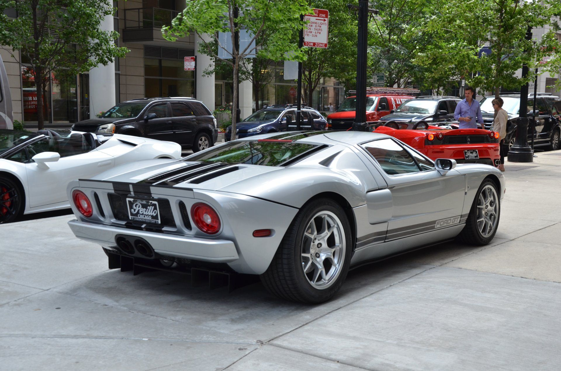 Used 2005 Ford Gt Chicago Il Ford Gt Ford Dream Cars
