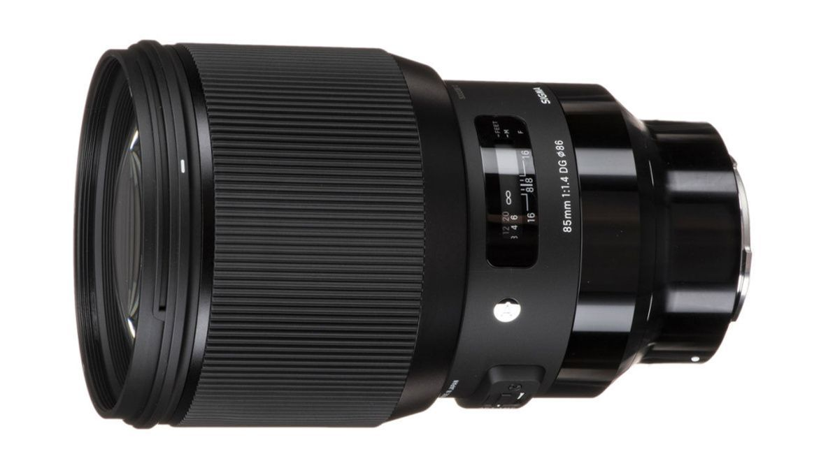 A review of the sigma 85mm f14 art lens for sony cameras