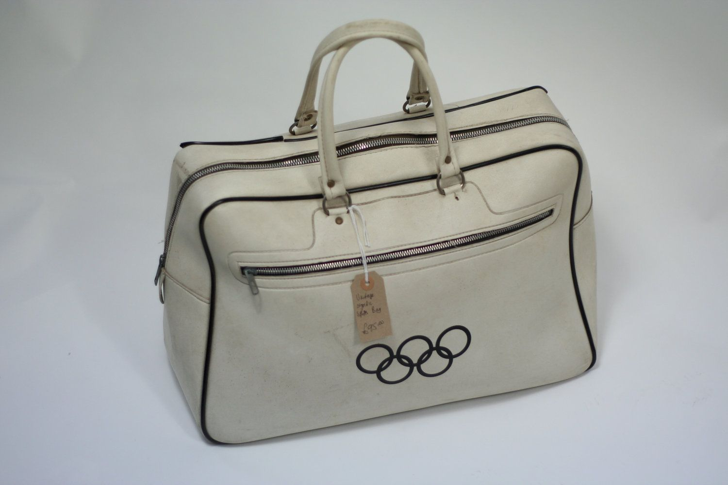 A snazzy holdall.