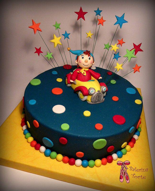 Noddy Cake Nodi Torta By Balerina Torte Jagodina Noddy Cake Birthday Cake For Son Cake