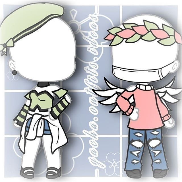Pin by !Alexis! on Gacha | Manga clothes, Character ...