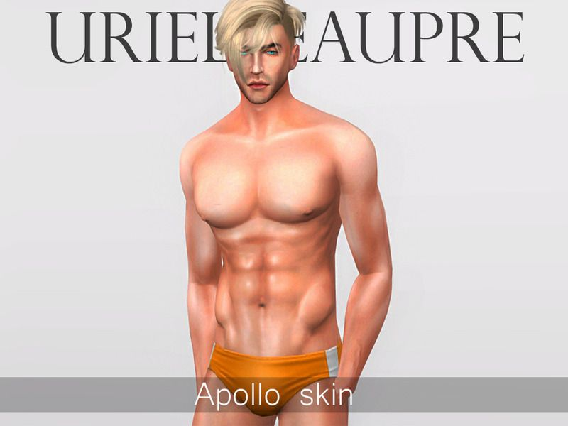 Lana CC Finds - Created By Urielbeaupre Apollo skin Created ...