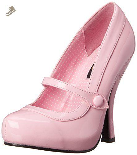 | Pinup Couture Women's Cutiepie 02 Pumps | Pumps