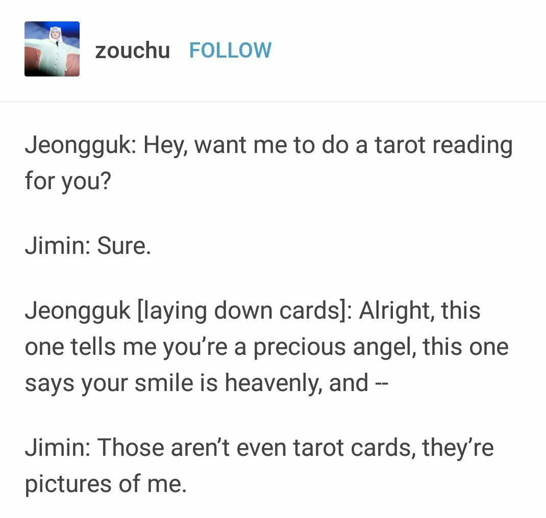 Jikook Tarot Reading