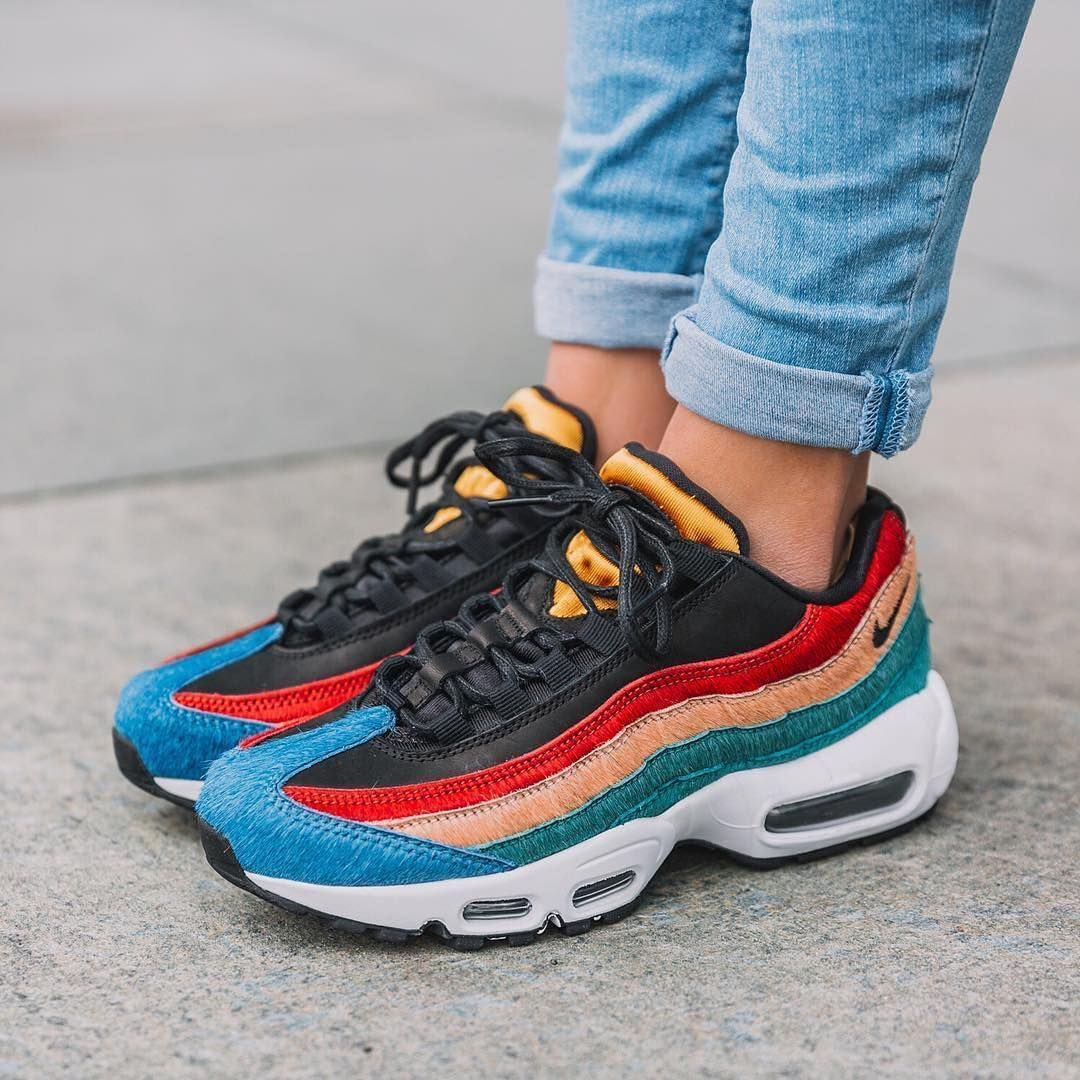 outlet store 7283d 6d7eb Sneakers women - Nike Air Max 95 (©overkillwomen)