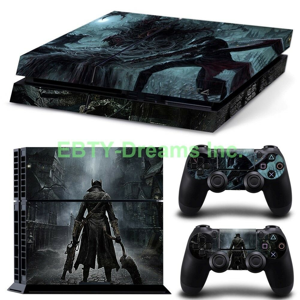 EBTYDreams Inc. Sony Playstation 4 (PS4) Bloodborne