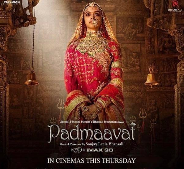 Padmavati | Deepika padukone, Padmavati movie, Sanjay ...